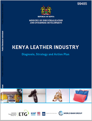 Kenya Leather Industry- Diagnosis, Strategy and Action Plan